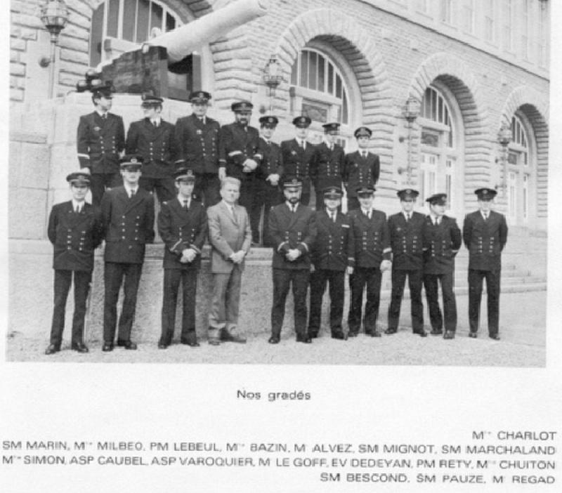 [ École des Mousses ] Promotion 74/75 221