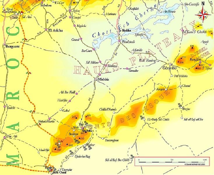 [Aéronavale divers] Base aériennes utilisées par l'aéronavale en Algérie... Sudora10