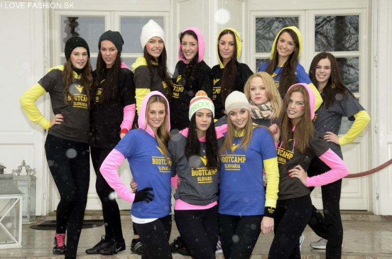 Road to Miss Slovensko 2013 - meet the contestants 52176610