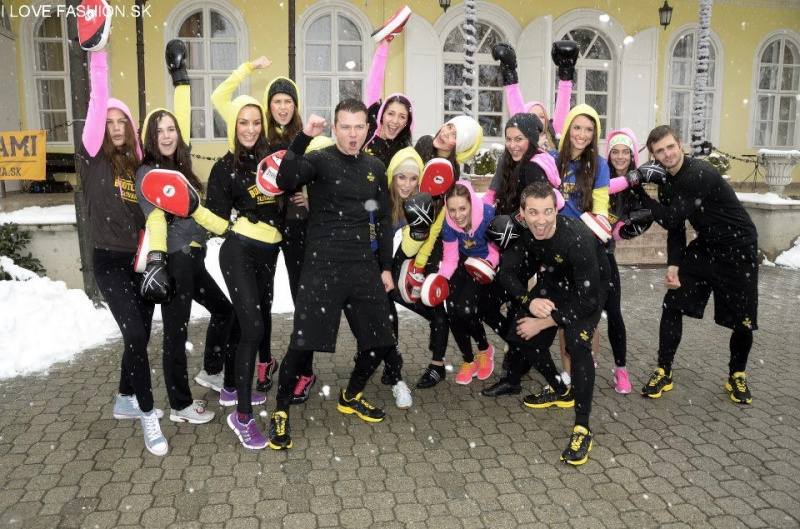 Road to Miss Slovensko 2013 - meet the contestants 52180410
