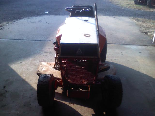 1972 Allis Chalmers 416 416fro10