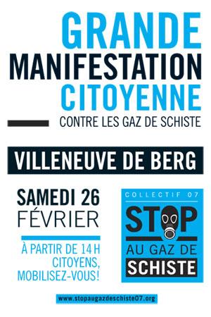 MANIFESTATION à VILLENEUVE DE BERG LE 26 FEVRIER !!!!! Manif_10