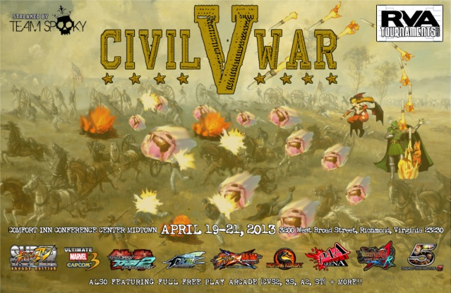 UMvC3 Civil War V (19-20-21/04/13) Results Civilw10