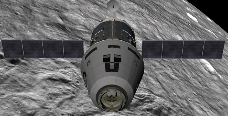 Orbiter Space Flight Simulator Antare11