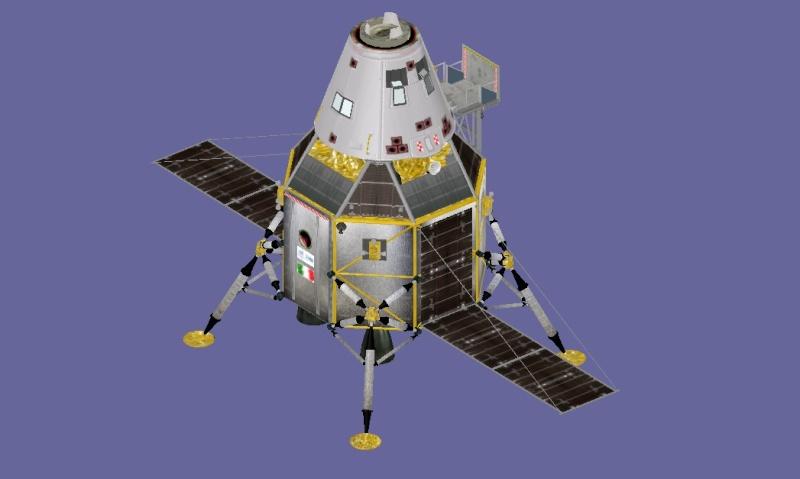 Lander Lunare Abitabile Arcturus - sviluppo - Pagina 12 Lunarl11