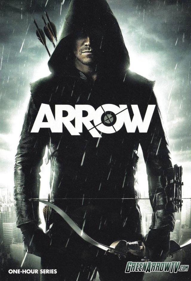 Série - Arrow  Arrowi11