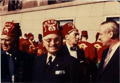 El presidente Harry S. Truman Truman10