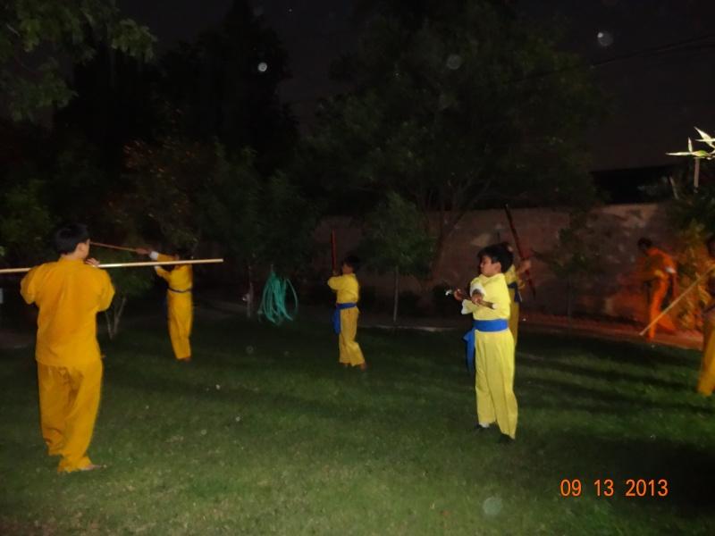 Kỷ Niệm 18 Năm Thành Lập Lớp Võ Lâm Việt Nam Chùa Liên Hoa -- Sept. 13, 2013 Dsc03810