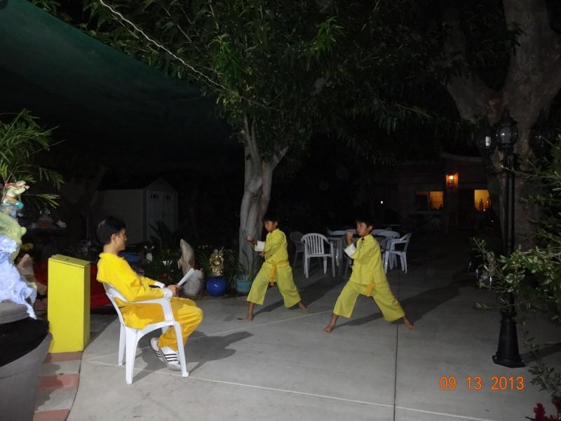 Kỷ Niệm 18 Năm Thành Lập Lớp Võ Lâm Việt Nam Chùa Liên Hoa -- Sept. 13, 2013 Dsc03814