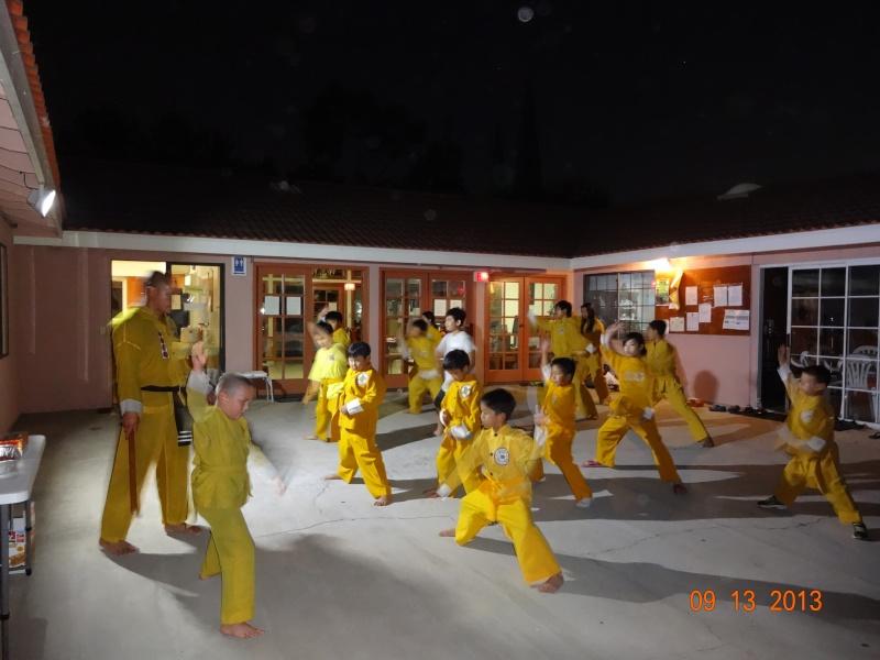 Kỷ Niệm 18 Năm Thành Lập Lớp Võ Lâm Việt Nam Chùa Liên Hoa -- Sept. 13, 2013 Dsc03815
