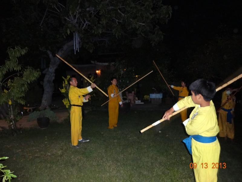 Kỷ Niệm 18 Năm Thành Lập Lớp Võ Lâm Việt Nam Chùa Liên Hoa -- Sept. 13, 2013 Dsc03818