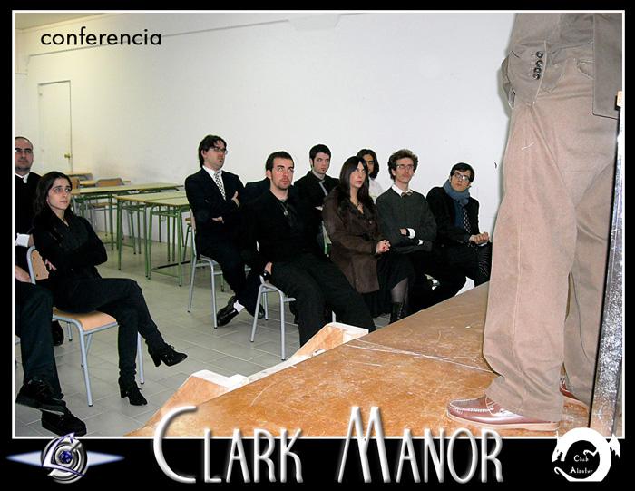 Rol en vivo: CLARK MANOR 2 de Marzo del 2013 Confer10