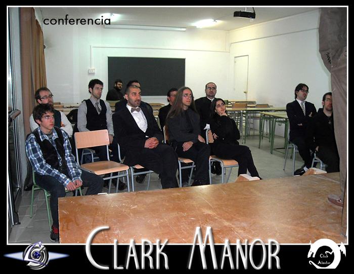 Rol en vivo: CLARK MANOR 2 de Marzo del 2013 Confer11