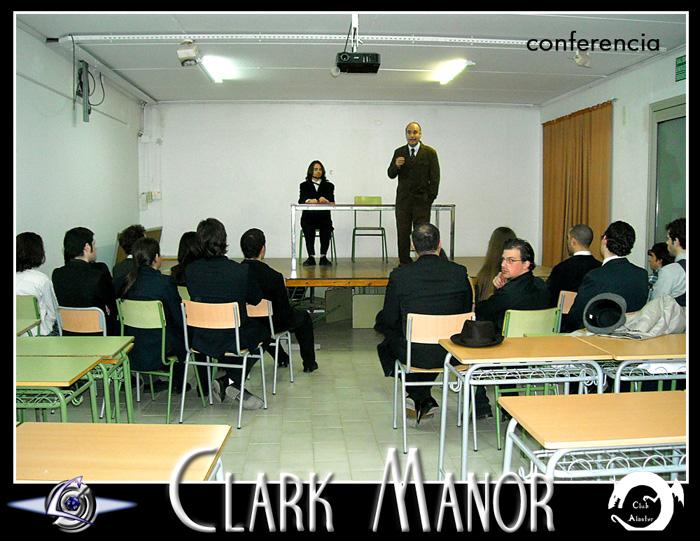 Rol en vivo: CLARK MANOR 2 de Marzo del 2013 Confer12