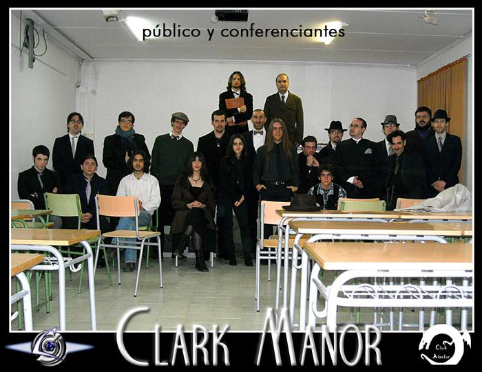 Rol en vivo: CLARK MANOR 2 de Marzo del 2013 Grupo10