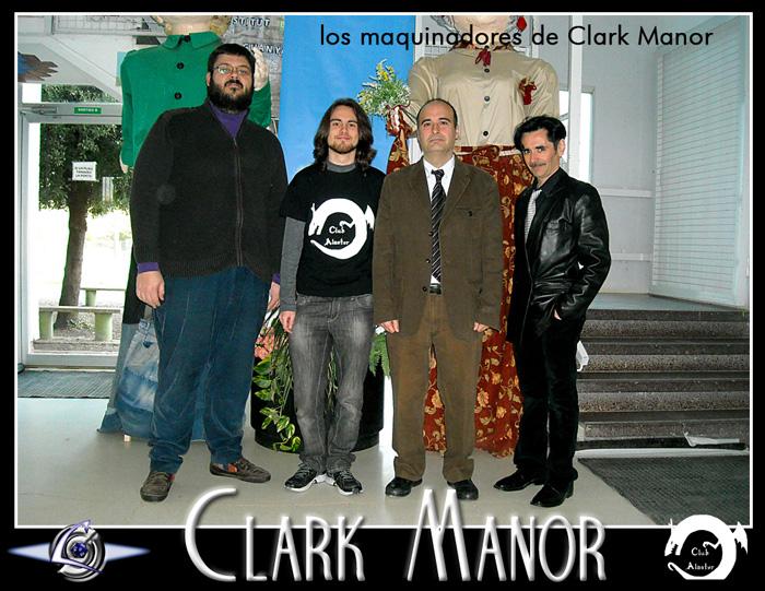 Rol en vivo: CLARK MANOR 2 de Marzo del 2013 Organi10