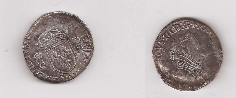 Teston Henri III etonnant Teston10