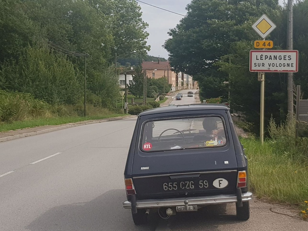 6R6 en Suisse 20190811