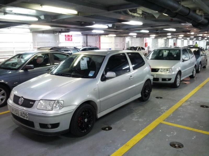 CVC RHD POLO 6N2 GTI ...   29997710