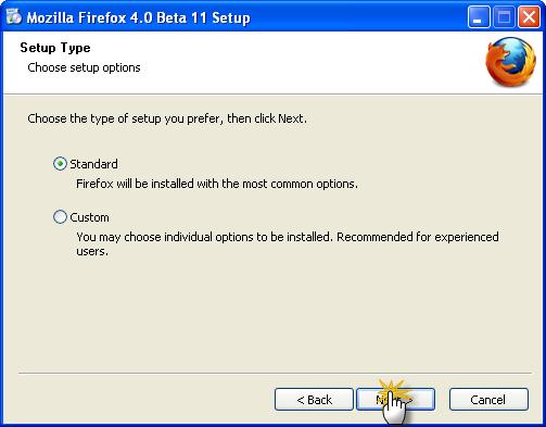 حصريا عملاق التصفح العملاق الذي يعشقه الملايين Mozilla Firefox 4.0 Beta 11 تحميل مباشر وعلى أكثر من سيرفر 08-02-12