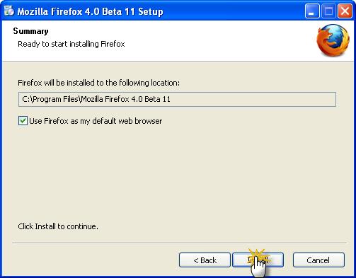 حصريا عملاق التصفح العملاق الذي يعشقه الملايين Mozilla Firefox 4.0 Beta 11 تحميل مباشر وعلى أكثر من سيرفر O13