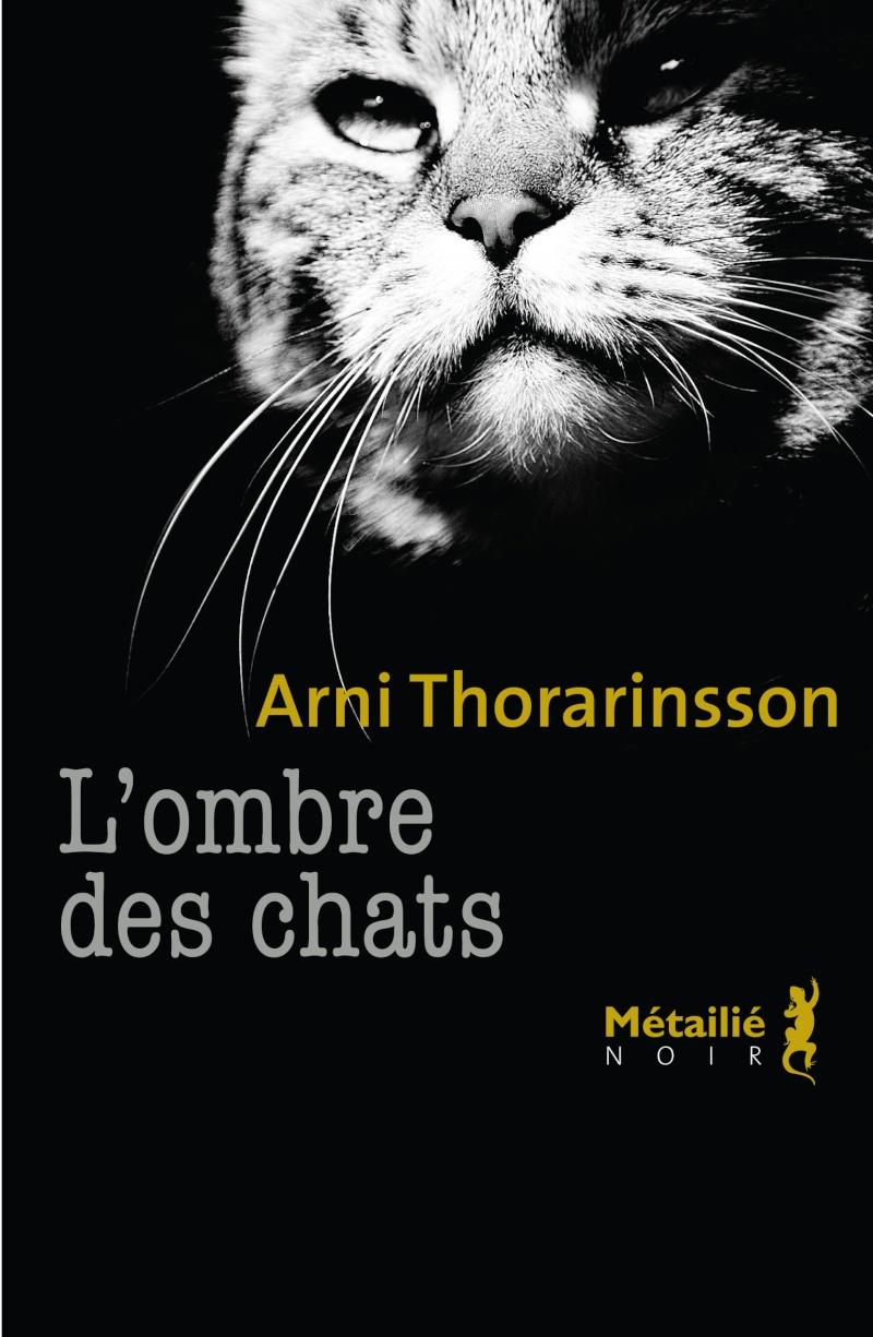 [Thorarinsson, Arni] L'ombre des chats.  Ombre-10