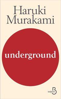 [Murakami, Haruki] Underground Underg10