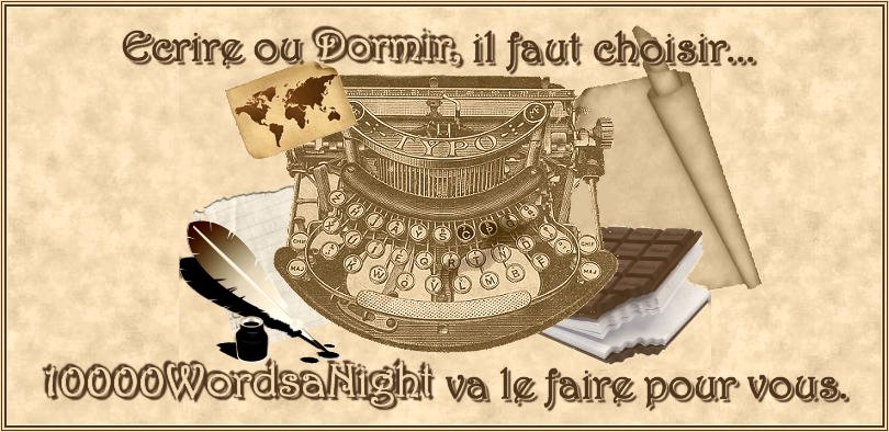 Les Nuits de l'Ecriture