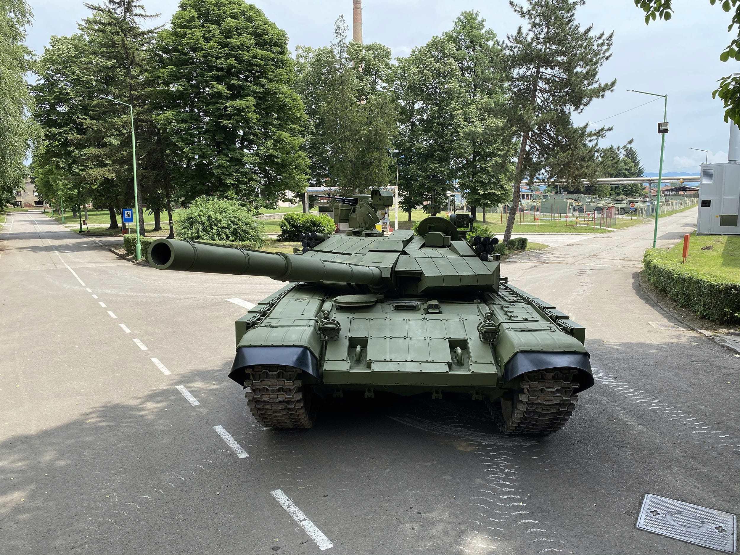 Armée Serbe / Vojska Srbije / Serbian Armed Forces - Page 6 Image012