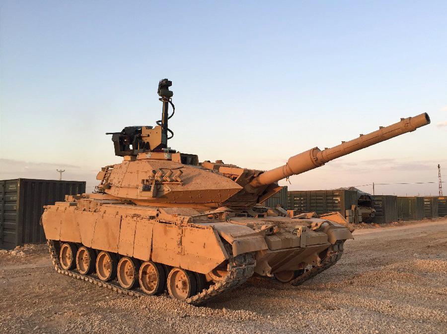 Armée Turque/Turkish Armed Forces/Türk Silahlı Kuvvetleri - Page 13 M60t-j10