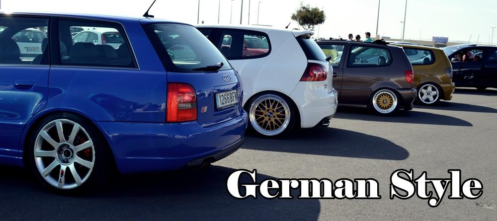 German Style, no solo tuning aleman!