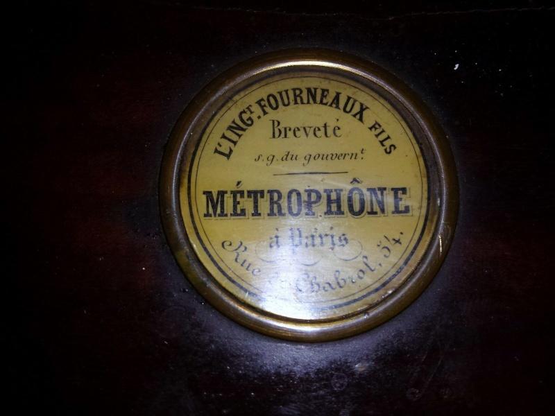 Fourneaux Métrophône 210