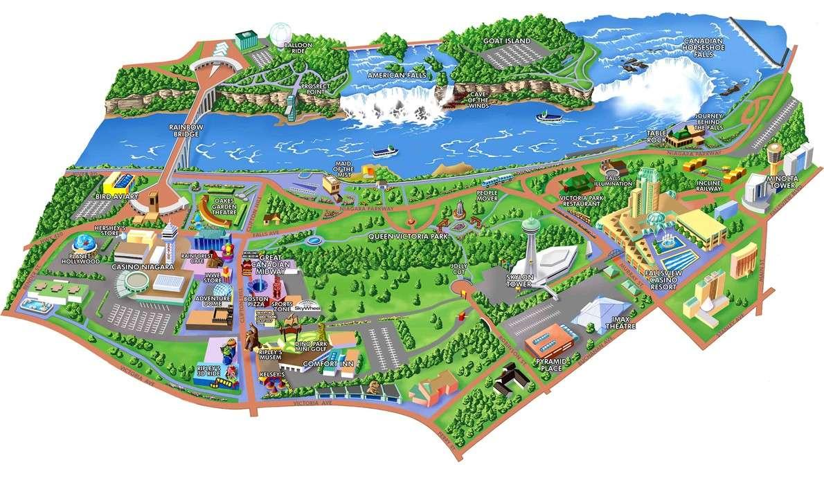 2013 Amérique du Nord:  Partie 1: Niagara Falls - Prince Rupert - Passage Intérieur Attrac10