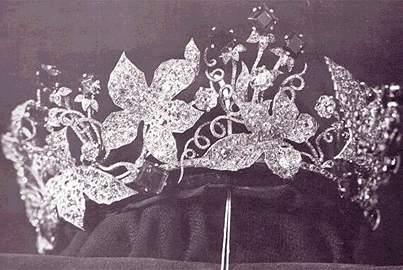 les bijoux de l'impératrice Sissi 0036110