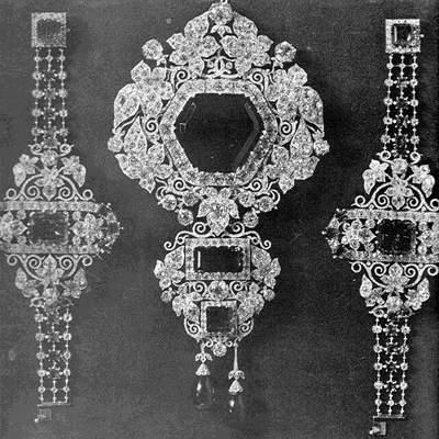 les bijoux de l'impératrice Sissi 0043110