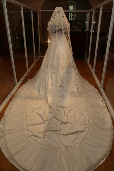 Les robes de l'impératrice Sissi 10005310