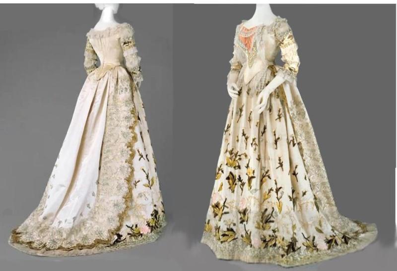 Les robes de l'impératrice Sissi 58047010