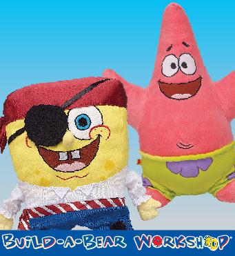Spongebob Squarepants Coming to Build-A-Bear on May 17th! Build_10