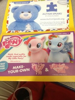 My Little Pony Coming To Build-A-Bear on April 1! This is NOT April Fools'!  Mlp111