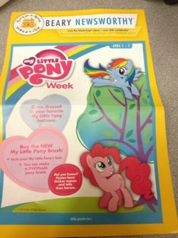 My Little Pony Coming To Build-A-Bear on April 1! This is NOT April Fools'!  Mlp211