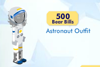 Astronaut Outfit, New Item At Jr CyBearguide Store Screen15
