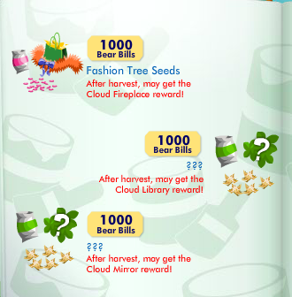 City Garden Updates: New Cloud Room, Cloud Furnitures, New Plants, Gardening Badges and Rewards Ss87610