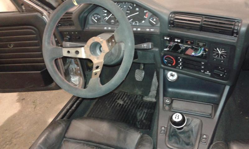E30 335i en mode air sur bbs rs ... 20141113