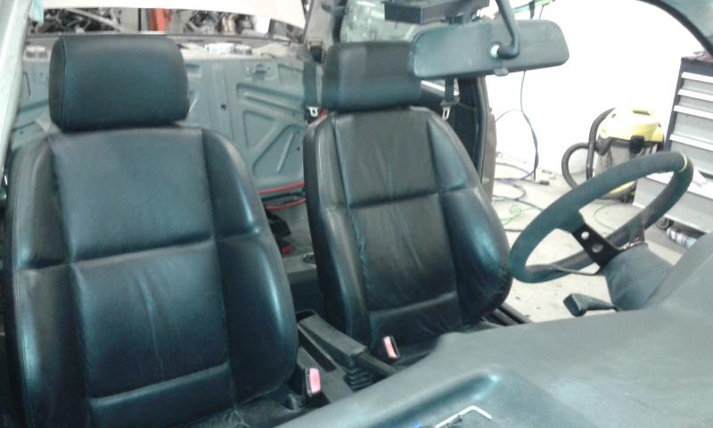 E30 335i en mode air sur bbs rs ... 20141114