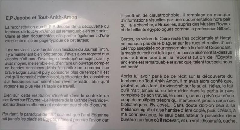 Interview, fanzines et articles divers sur Jacques Martin - Page 4 Jacobs10