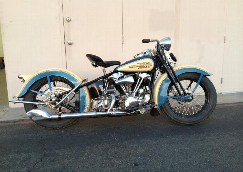 Les vieilles Harley....(ante 84) par Forum Passion-Harley - Page 7 10661810