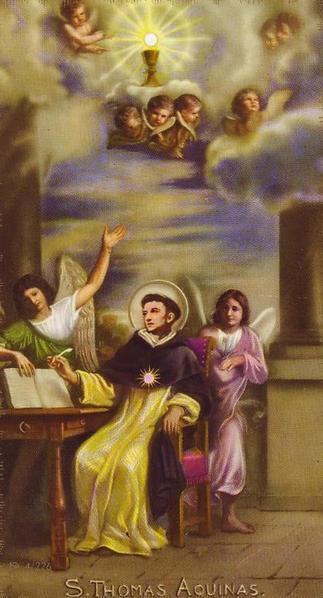 Saint Thomas d'Aquin Saint_13