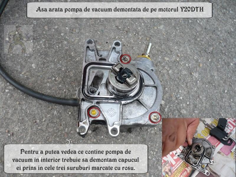 Tutorial verificare/inlocuire pompa de vacuum Y20DTH 1_210