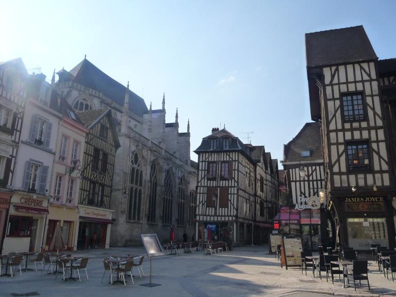 Troyes, entre Champagne et Chablis, 29 et 30 Juin - Page 6 P1010912