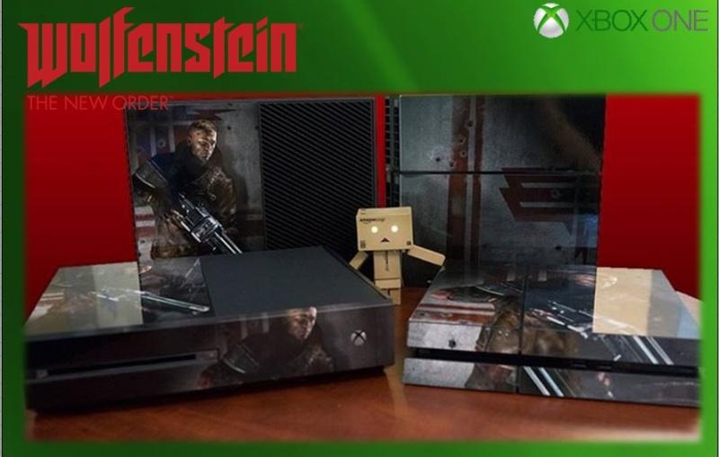 XBOX ONE : Edition WOLFENSTEIN THE NEW ORDER Wolfen12